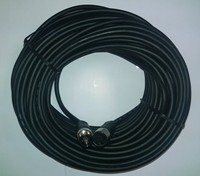 weldex 60' cable with 6-pin locking connectors