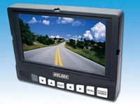 "WELDEX 7"" Tri-View Tilt-Control Color Monitor"