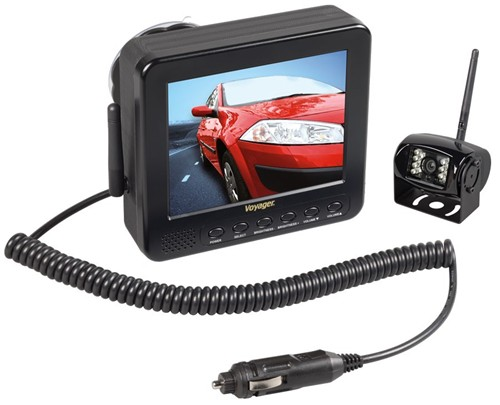 RV Cams FACTORY-REMANUFACTURED <br>WVOS511 Voyager Digital ...